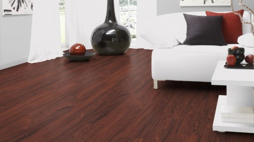 Laminate Floor Cumaru Red Home