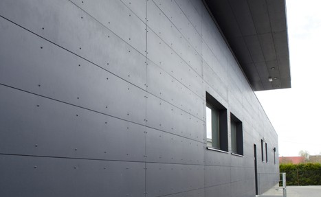 Cement Bonded Panels For Your Facade Gloss Finish Home